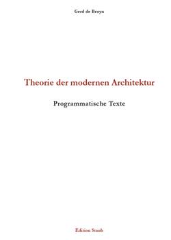 trans-rahmen-black Architektur